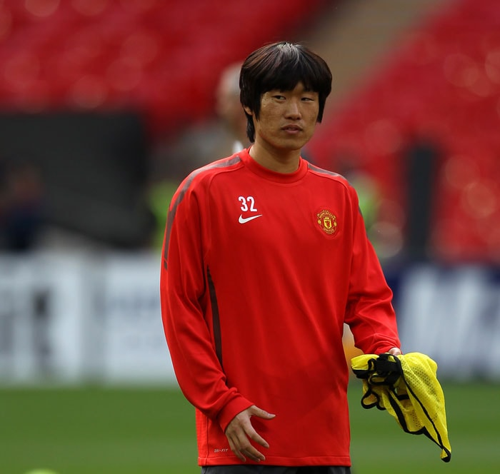 Manchester United's South Korean midfielder is widely projected to play a key role in the course of the game. (AFP Photo)