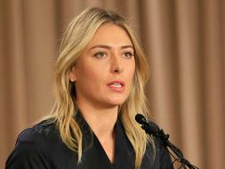 Maria Sharapova -- Drugs Shame for Tennis Queen