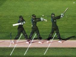 Photo : Martin Guptill Becomes 2nd Highest ODI Scorer