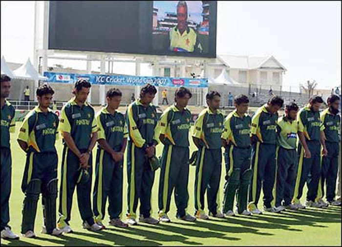 """August 10, 2009: The ICC said that its Anti-Corruption and Security Unit (ACSU), found """"no evidence"""" to support suggestions that Pakistan players had contact with Indian bookmakers during their tour of Sri Lanka after some of the team players complained to team Manager Yawar Saeed that persons they had suspected to be bookmakers had tried to contact them at the Hotel."""