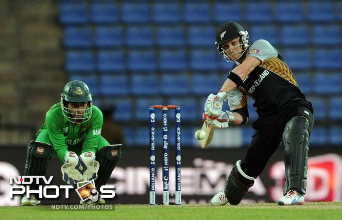 The 30-year-old then unleashed maximum fury as Bangladesh bowlers and fielders were dispatched to all parts of the ground.
