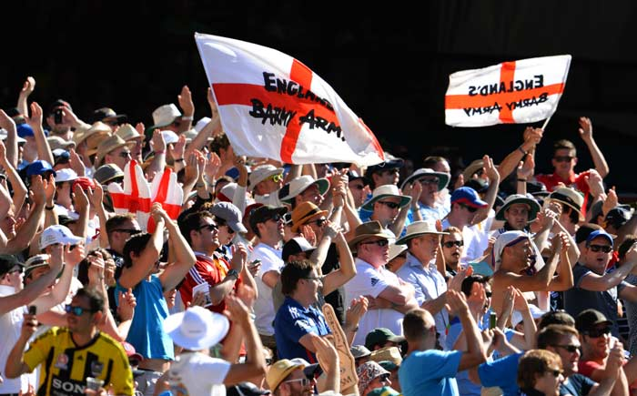 Broad's spell brought a lot of cheer to the Barmy Army who had thronged to the MCG in large numbers. Australia ended the day at 164 for 9, trailing England by 91 further runs.