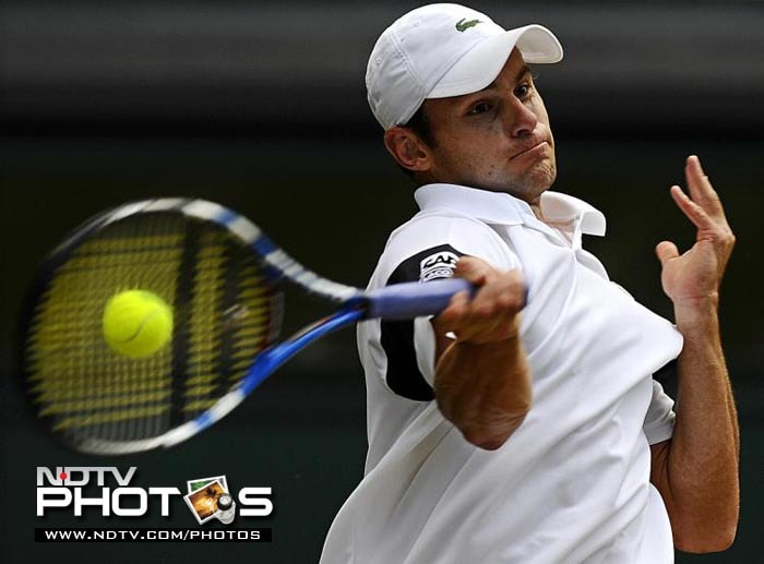The sentimental favourite at Wimbledon where he has lost three finals to Roger Federer, the last of which was decided by 16-14 in the final set of what is widely-regarded as one of the finest finals ever. A-Rod's fortunes, however, have slipped in 2011, losing his place as US number one to Mardy Fish. But, the World No.10 relishes this venue and manages to lift his performance here.<br><br> He has won 30 career titles along with $19,554,628 in prize money.<br><br> Roddick's best finish here has been as the runner-up in 2004, 2005, 2009.