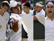 Men to watch out for at Wimbledon