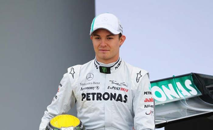Rosberg has proved his credentials by not only consistently outpacing his more experienced team-mate, but also scoring nearly double his points. (Getty Images)