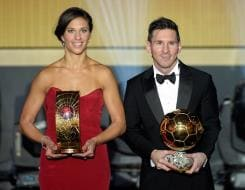 Lionel Messi Ends Ronaldo's Reign With Record Title