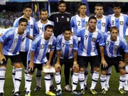 Photo : Messi magic: Argentina beat Venezuela