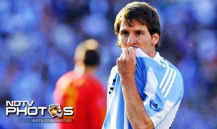 Close to 13,000 profiles on Facebook have Lionel Messi as their names.