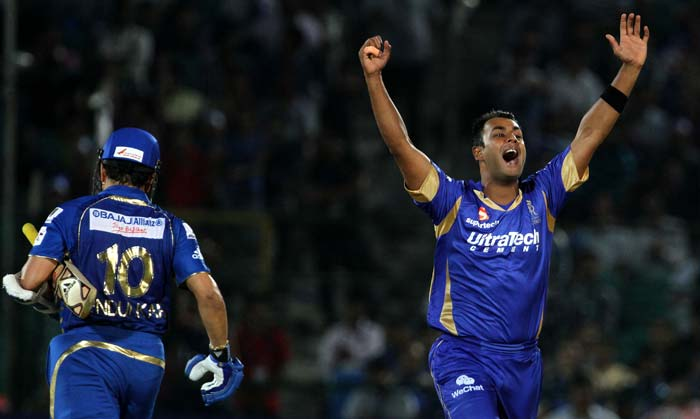 Stuart Binny turned things around massively in Royals' favour after scalping Sachin Tendulkar for just 15.