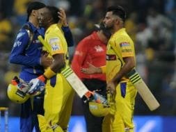 Photo : IPL: The McCullum-Smith Show Sends Mumbai Crashing to Fourth Defeat