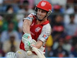 Photo : IPL 5: Marsh leads Punjab to a win over Mumbai