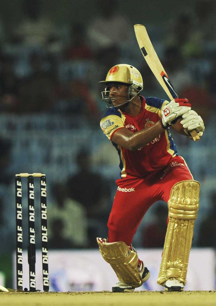 Royal Challengers opener Mayank Agarwal also came good putting on a 113-run stand with Chris Gayle to set up a solid platform for his team against Mumbai Indians.