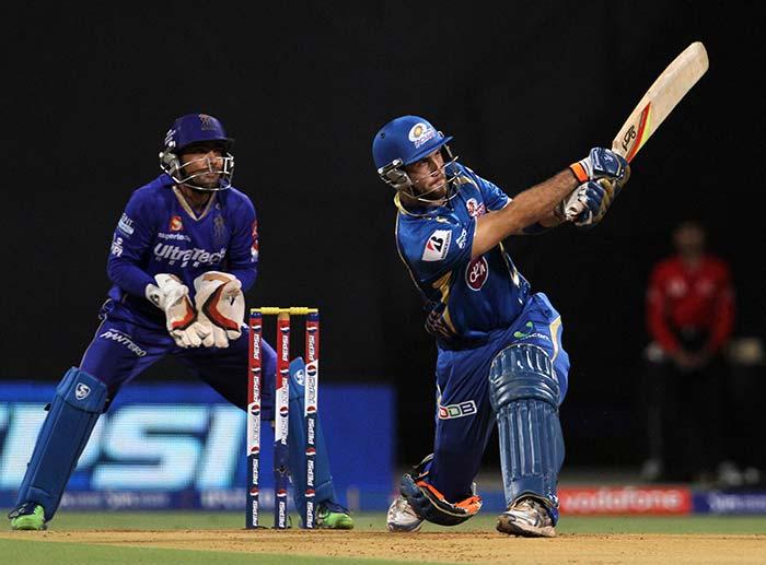 Glenn Maxwell got Mumbai off to a good start. (BCCI Image)