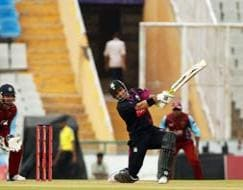 Photo : Misbah leads Faisalabad to consolation win