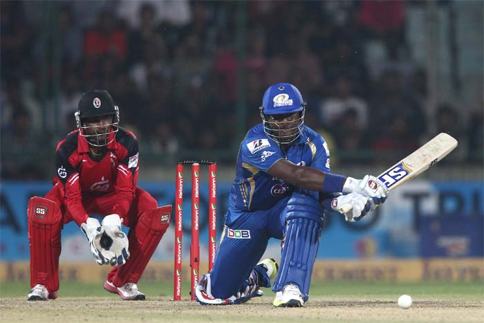Dwayne Smith continued with his good run as he notched up his second fifty in CLT20. He scored 59 and was involved in a 90-run stand for the opening wicket.