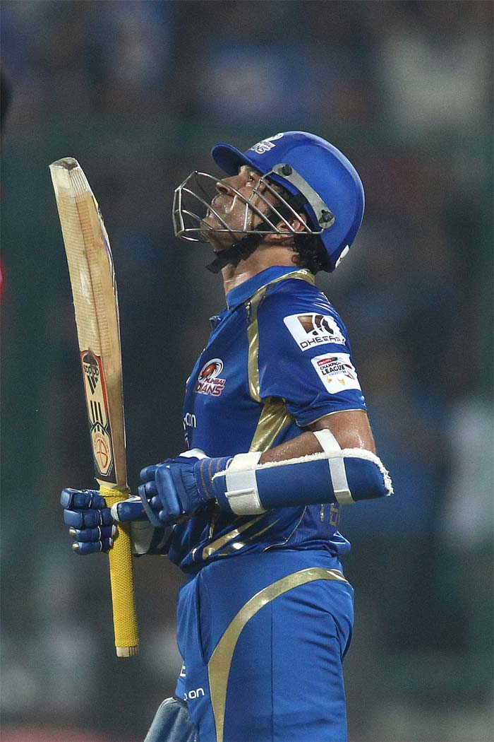 Sachin Tendulkar became the first Indian to complete 50,000 runs in all forms of recognised cricket. Overall, he is the 16th player to achieve the feat.