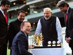 Photo : PM Modi in Australia: Cricket Connects Two Nations at MCG
