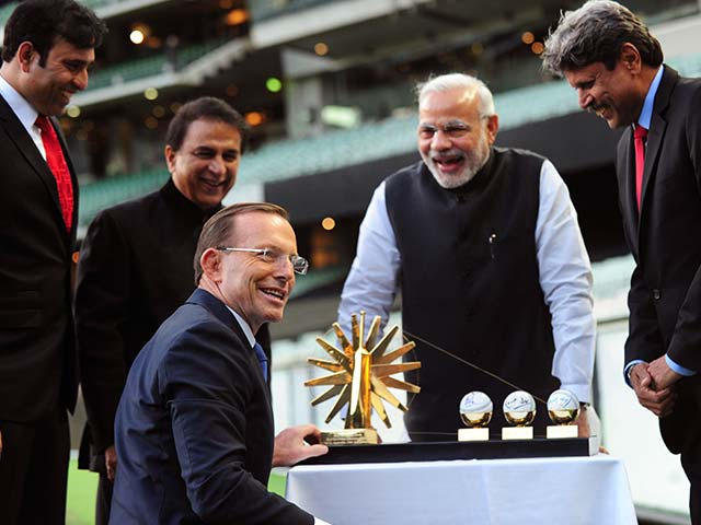 PM Modi in Australia: Cricket Connects Two Nations at MCG