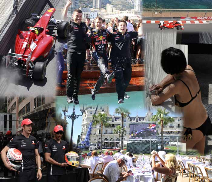 Sun, sea and a city-state that knows the luxurious side of life like few other. Welcome to Monaco which recently hosted the Formula One event and had pomp and splendour on ample display. A look (AFP images)