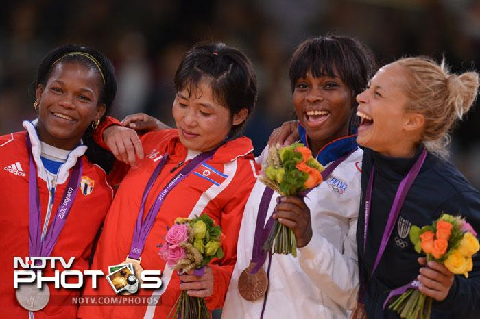 London Olympics: The medal winners on Day 3