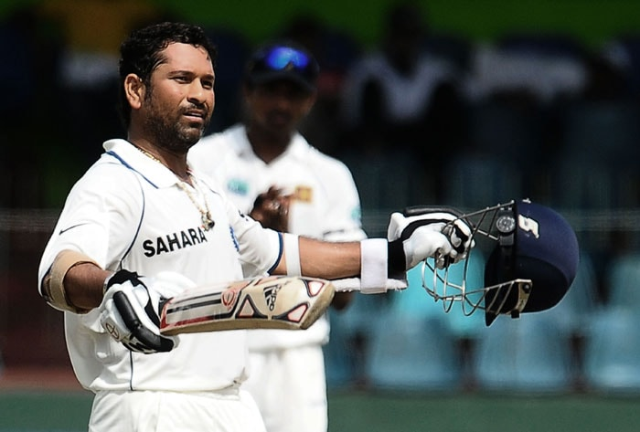 In more than 20 years in international cricket, master batsman Sachin Tendulkar has played 168 Tests, scoring 13742 runs with the help of 48 centuries and 55 fifties. The third Test against Sri Lanka is his 169th.<br><br>Out of his 48 hundreds, five came as double hundreds. His highest score is an unbeaten 248 runs against Bangladesh in 2004. One achievement that has eluded him so far is a triple century. And the kind of form he is enjoying at this stage of his career, it should come before he finally hangs his boots.<br><br>He has also taken 44 wickets and taken 105 catches.
