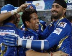 Photo : CLT20: Mumbai Indians power into semis after crushing win over Perth Scorchers