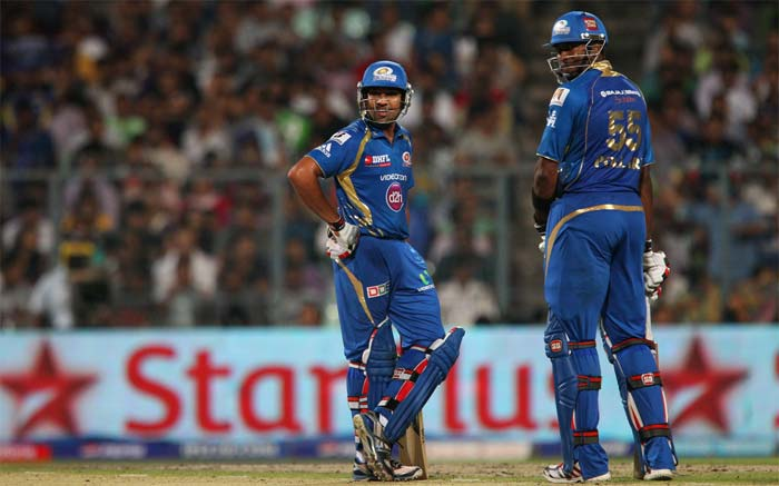 Chasing 160 for a win, Mumbai Indians batted sensibly against hosts Kolkata Knight Riders to complete a professional win in their match at the Eden Gardens. (BCCI image)
