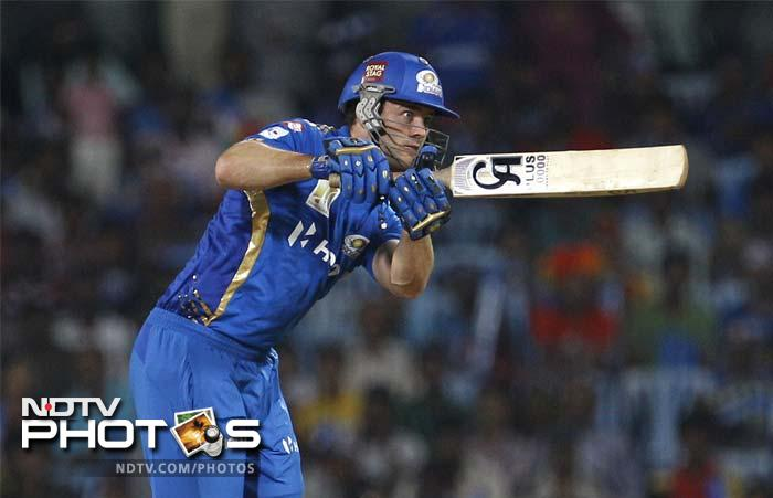 His innings had two boundaries and two sixes and he played 29 deliveries before being run-out.