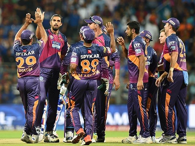 IPL: Rising Pune Supergiants Make Stunning Debut, Rout Defending Champions Mumbai Indians