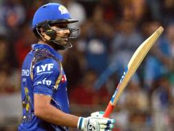 Photo : IPL: Rohit Sharma's Mumbai Indians Tame Virat Kohli's Royal Challengers Bangalore