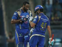 Photo : IPL: Mumbai Indians Do The Double Over Knight Riders To Revive Campaign