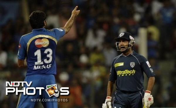He however got into a verbal argument with Deccan Chargers' Amit Mishra in one of the matches and the episode made headlines more than his focused intent on removing batsmen from the crease.