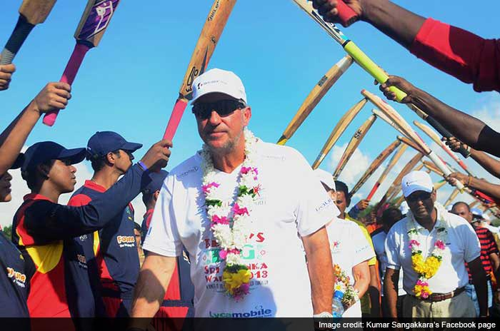 This year, former Aussie cricketer Ian Botham was also present during the opening ceremony of the schoolboy tournament.