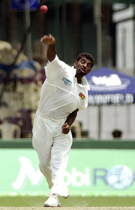 Sri Lankan spin wizard and world's leading wicket-taker, Muttiah Muralitharan finally decided to quit Test cricket at the age of 38 years after the end of the first Test match against India at Galle.