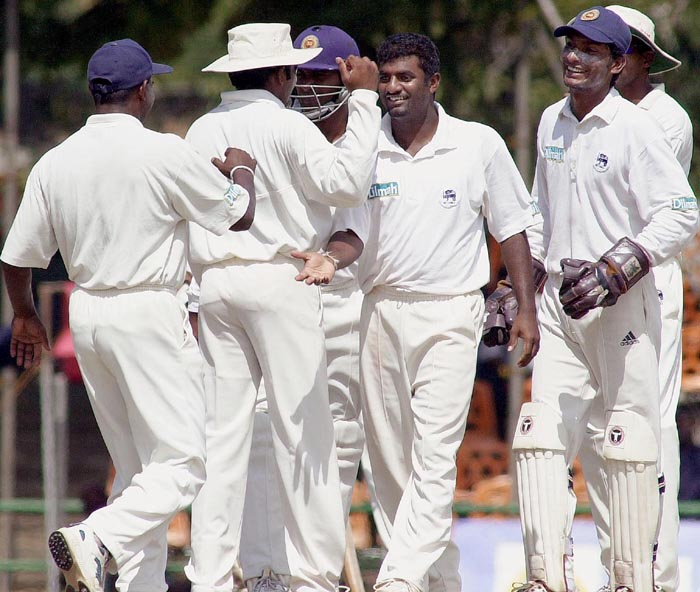 Muttiah Muralitharan is the highest wicket-taker in the five-day format. He has now picked 800 wickets in 133 Tests at an average of 22.74 and is the only man to reach the 800 wickets mark.