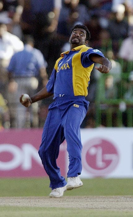 Murali has picked maximum number of wickets against England. He has played 16 Tests against England picking 112 wickets.