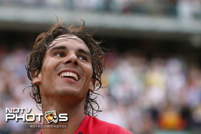 While family and friends are usually near during this day of the year, Nadal has been quoted by various news agencies as saying that the ultimate prize is a solid performance at the Roland Garros.<br><br>Talk about being a true athlete and a focused champion!! (AFP image)<br><br> Click on to read why Nadal stands a solid chance of etching his name on the title for the seventh time...