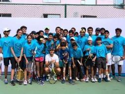 Rafael Nadal Enthralls New Delhi Ahead of Indian Premier Tennis League