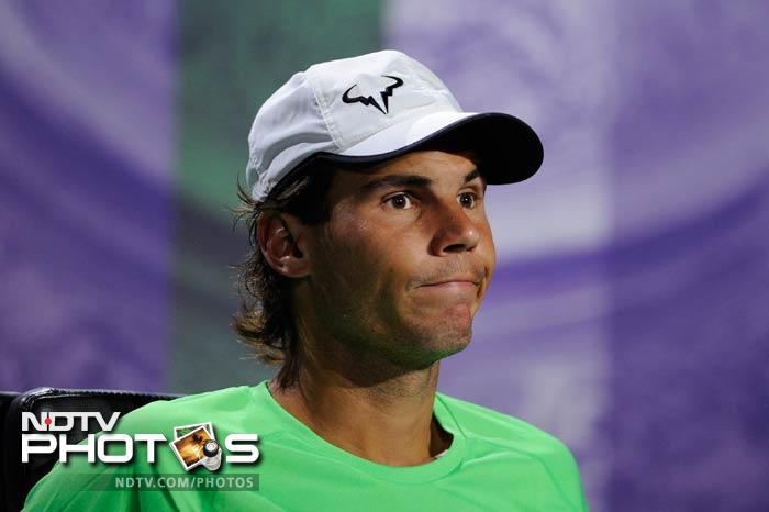 In his post-match press conference Nadal refused to dwell on his knee injury. He refused to make excuses and added that his opponent Darcis played an excellent game.