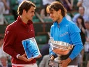 Rafael Nadal's six French Open triumphs