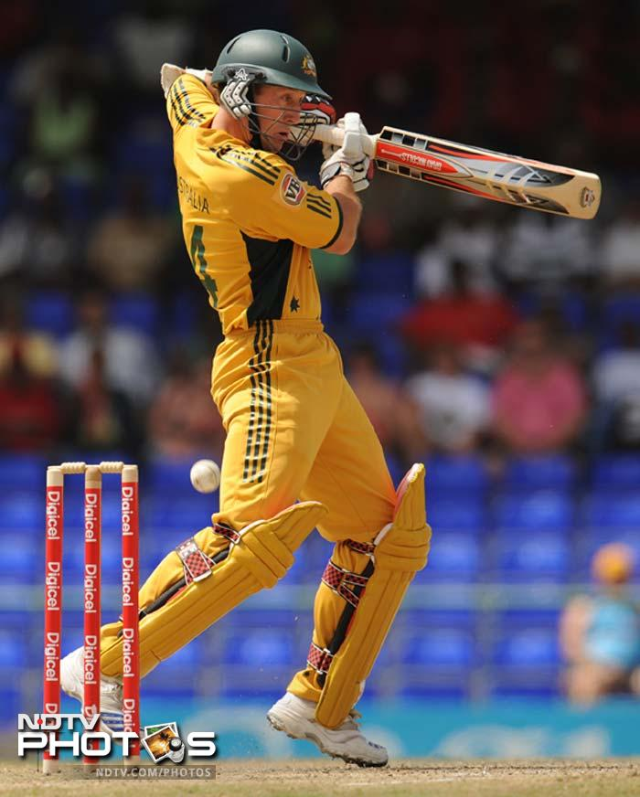 <b>Luke Ronchi:</b> This cricketer from Australia has seen a fair bit of international cricket as well. In the ongoing tournament, Ronchi is playing for the Perth Scorchers and can be as effective behind the stumps as in front of it, with a bat.