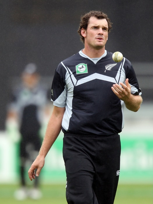 <b>KYLE MILLS</b><br><br> <b>Age: </b>31.<br><b>Role: </b>Right-hand batsman, Right-arm medium fast bowler<br> <b>Stats: </b>ODIs 126, Runs 836, Highest 54, Average 16.39, Strike-Rate 80.30, Centuries 0, Fifties 2, Catches 34, Wickets 186, Best bowling 5-25, Average 26-47, Economy-Rate 4.75<br><br> Mills has excelled at the one-day version of the game as a tight, medium-fast bowler who is also capable of scoring quick runs at the tail of the innings. Currently 17th on the ICC ODI bowling rankings.(Photo: Getty Images)