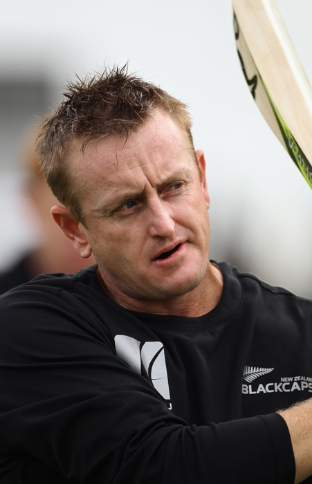 <b>SCOTT STYRIS</b><br><br> <b>Age: </b>35.<br><b>Role: </b>Right-hand batsman, Right-arm medium bowler<br> <b>Stats: </b>ODIs 180. Runs 4,341, Highest 141, Average 32.88, Strike-Rate 79.21, Centuries 4, Fifties 27, Catches 70, Wickets 133, Best bowling 6-25, Average 35.42, Economy-Rate 4.75<br><br> Has developed from a bowler, who both bats and bowls during his 12-year international career. Was one of New Zealand's better performers at the last World Cup with 499 runs at 83. Has retired from Tests to prolong his ODI career.(Photo: Getty Images)