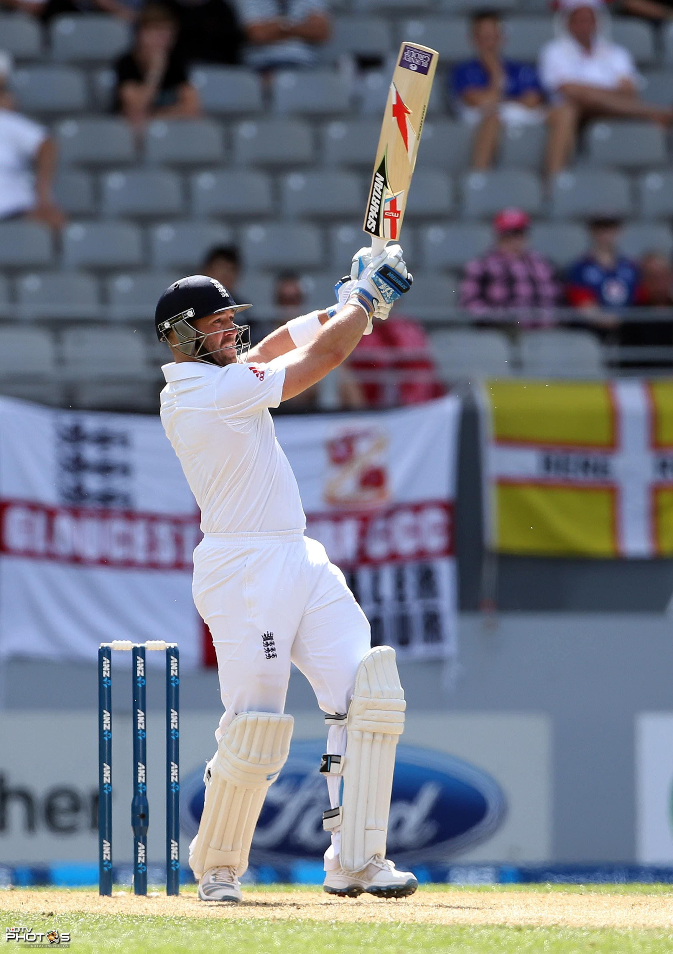 Matt Prior scored a gritty century and ensured England save the Test and also their No.3 rank