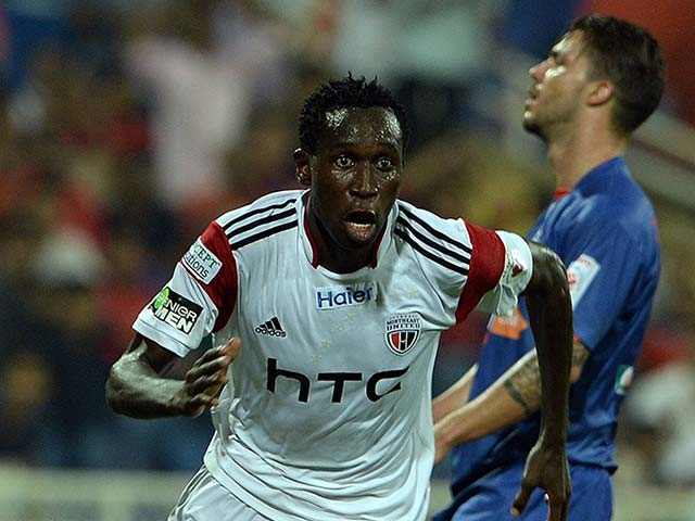 ISL: NorthEast United FC Stun 9-Man Mumbai City FC 2-0
