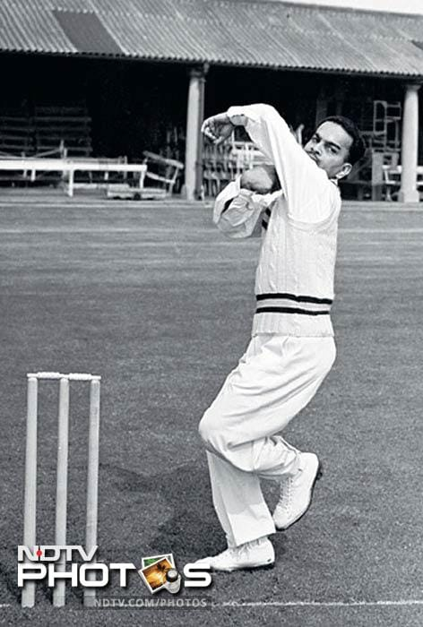 <b>Test 474:</b> Datta Gaekwad led India here for the first time in 1959 but it was Subhash Gupte (in pic) who shone with his four wickets.