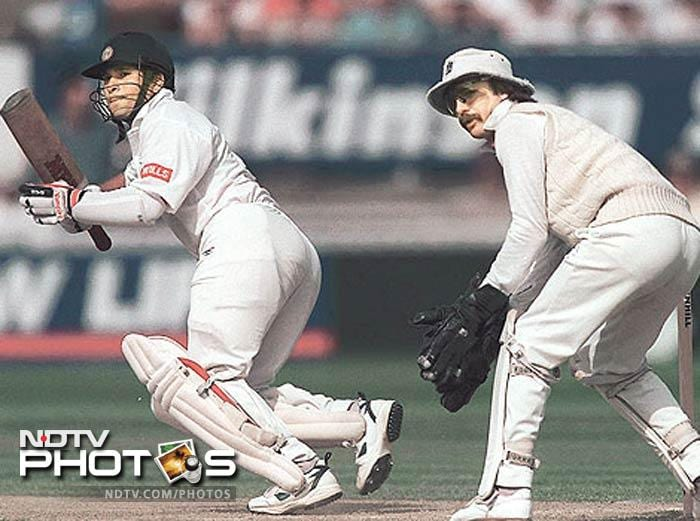 Sachin Tendulkar was the other hero who shone slightly brighter with his 177 and 78 here but the English managed to carve out a draw thanks to some centuries from their batsmen as well (Michael Atherton and Nasser Hussain).