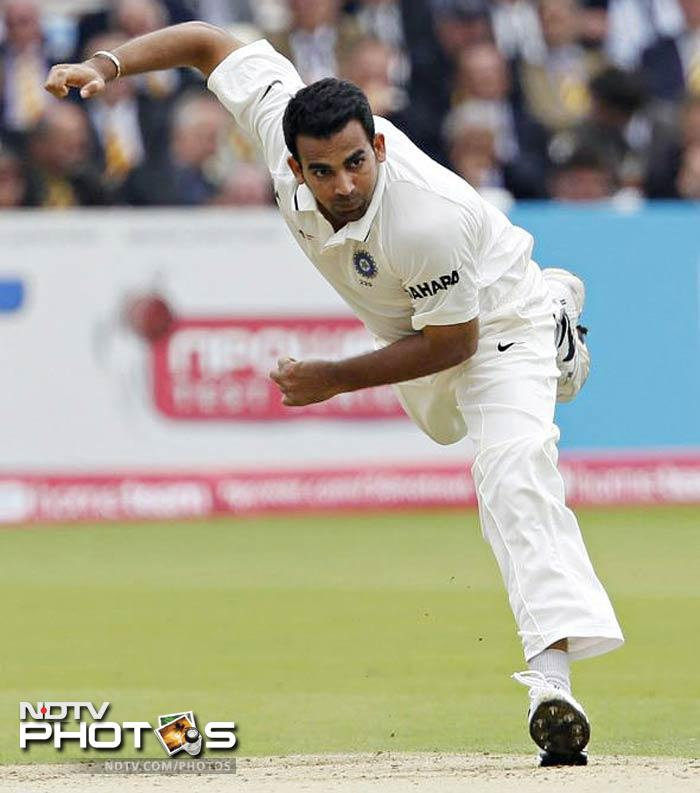 <b>Test 1841:</b> India finally relished in victory when they took England on here, the last time. Zaheer Khan (in pic) and Anil Kumble shared 7 wickets to restrict England to 198 in the first innings.