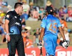 1st ODI: New Zealand defeat India by 24 runs at Napier