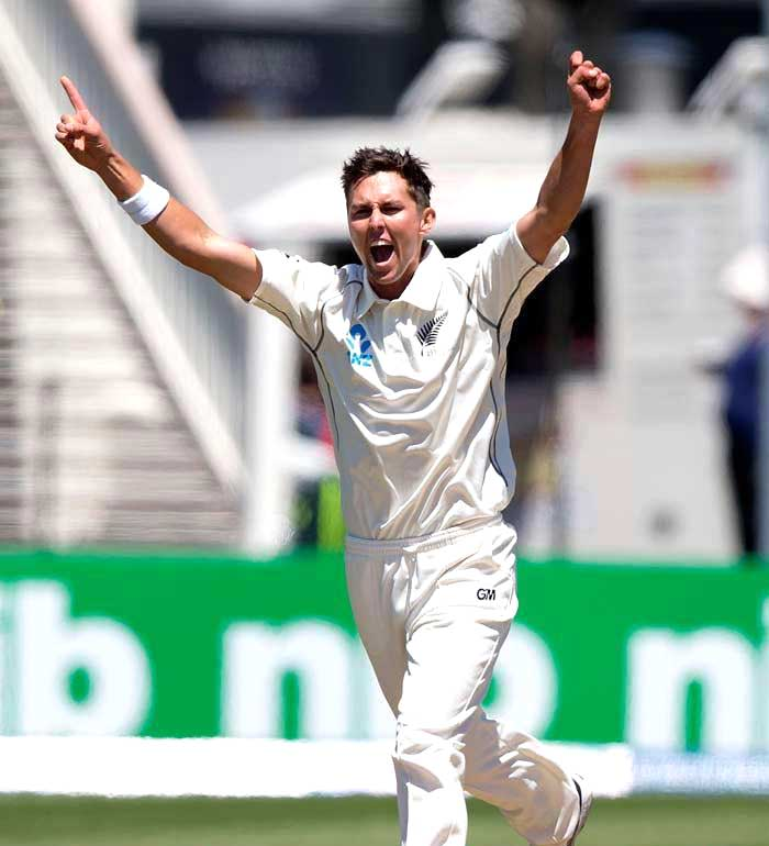 India's weakness against quality seam bowling will be tested against left-armer Trent Boult, who is coming off the back of an excellent series against the Windies.